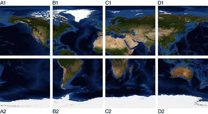 Global Image Grid